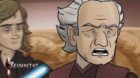 Jak Zemsta Sithów powinna się skończyć -Dubbing PL-