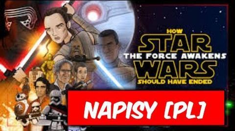 Jak Star Wars Przebudzenie Mocy Powinno się skończyć