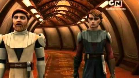 Gwiezdne Wojny Wojny Klonów Sezon 2 Odc 13 Podróż pokusy 1 2