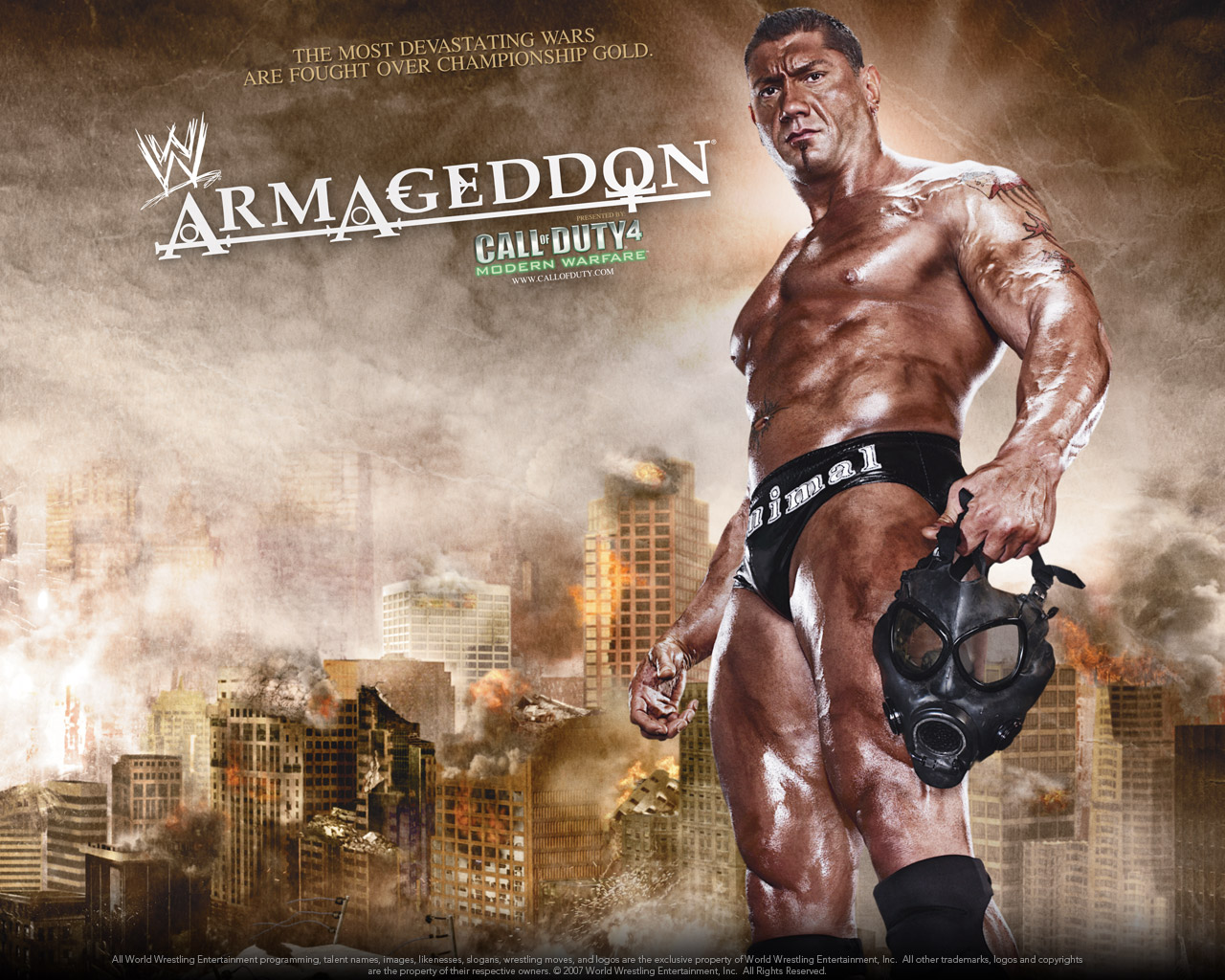 Image result for armageddon 2007 poster