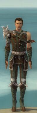 Ranger Elite Studded Leather Armor M gray front