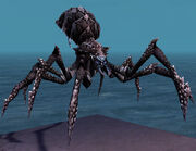 Spider Form effect