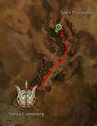 Centaur Concerns map