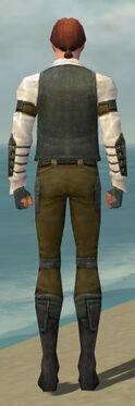 Mesmer Ascalon Armor M gray back