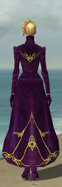 Mesmer Courtly Armor F dyed back