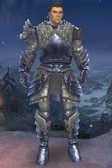 Wolfie Warrior