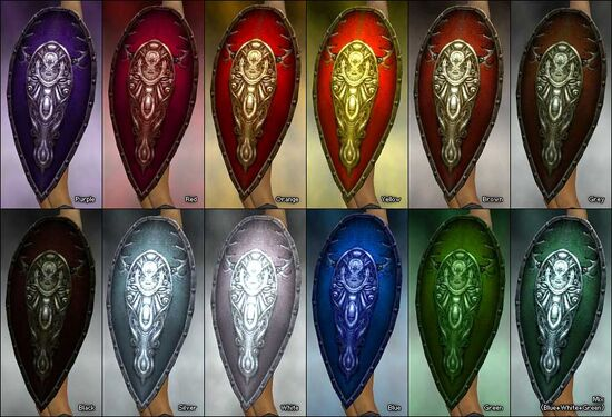 Norn Shield colored