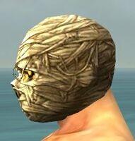 Mummy Mask gray side