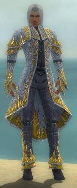 Elementalist Elite Iceforged Armor M dyed front