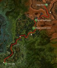 Drogo Greatmane map