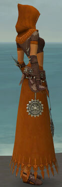 Dervish Sunspear Armor F dyed side