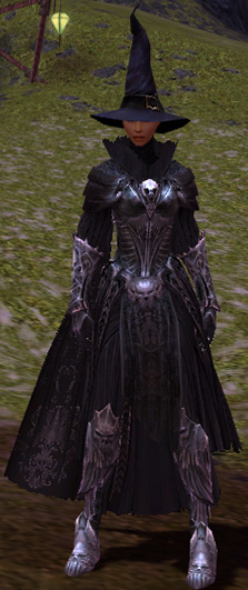 Grenth's Regalia and Wicked Hat f A