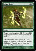 Giga's Triple Shot Magic Card
