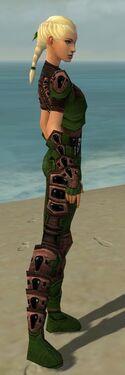 Ranger Obsidian Armor F dyed side