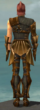 Ranger Sunspear Armor M gray back