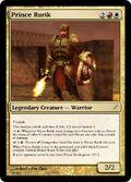 Giga's Prince Rurik Magic Card