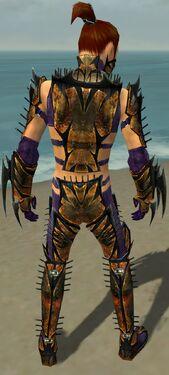 Assassin Elite Exotic Armor M dyed back