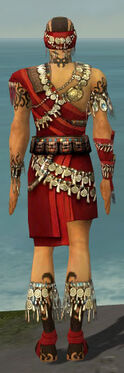 Ritualist Canthan Armor M dyed back