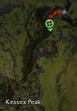 William Pennington Map