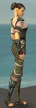 Monk Shing Jea Armor F gray side