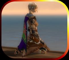 Character AzizSunlight