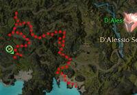 Justiciar Kasandra map