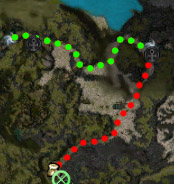 Run guide Scoundrels Rise