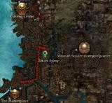 Wing-three-blade-elite-cap-map