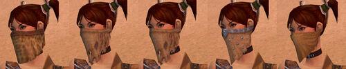 Armor R Tyrian F Undye Mask