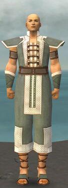 Monk Krytan Armor M gray front