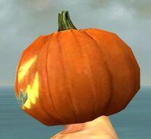 Pumpkin Crown gray side