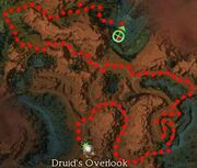 Eye for Profit quest map