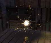 Sparklereffect