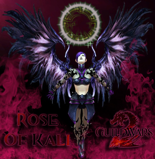 RoseOfKali character