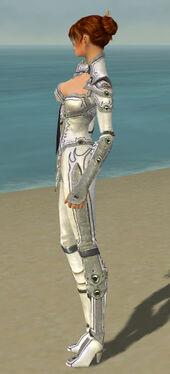 Elementalist Tyrian Armor F gray side