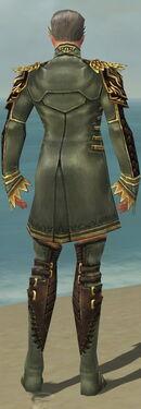 Mesmer Vabbian Armor M gray chest feet back