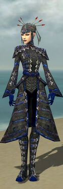 Necromancer Elite Cultist Armor F dyed front