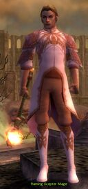 Flaming Scepter Mage