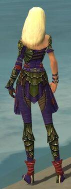 Ranger Elite Luxon Armor F dyed back