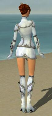 Elementalist Ascalon Armor F gray back