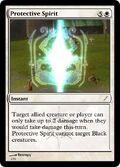 Giga's Protective Spirit Magic Card