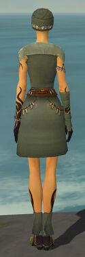 Ritualist Shing Jea Armor F gray back