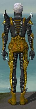 Necromancer Profane Armor M dyed back