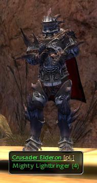 Crusader Elderon