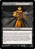 Giga's Spectral Agony Magic Card