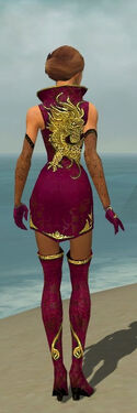 Mesmer Elite Canthan Armor F dyed back