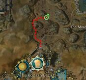 Yammiron, Ether Lord location alt