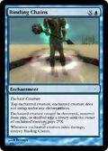 Giga's Binding Chains Magic Card