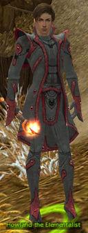 Howland the Elementalist