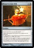 Giga's Resurrection Orb Magic Card